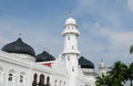 Indonesian muslim architecture,  Banda Aceh Royalty Free Stock Photo