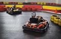 Indoor Go Kart