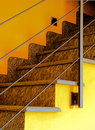 Indoor stairs Royalty Free Stock Photography