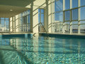 Indoor Swimming Pool Royalty Free Stock Image