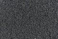 Industrial black vinyl carpet Coil Pattern Car Floor Mat texture Royalty Free Stock Photo