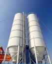 silo Royalty Free Stock Photo