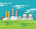 Industrial Factory Building - ...