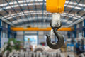 Industrial hook Royalty Free Stock Photo