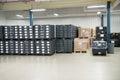 Industrial Manufacturing Warehouse Shop Floor