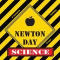 Industrial mark Newton Day