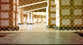Industrial pallet in warehouse Royalty Free Stock Photo