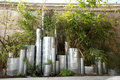 Industrial Plant Art Royalty Free Stock Images