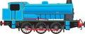 Industrial Steam Locomotive Royalty Free Stock Photo