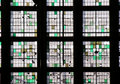 Industrial Windows Royalty Free Stock Photography