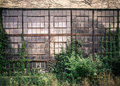 Industrial Windows Royalty Free Stock Photo