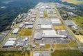 Industrial zone.