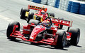 Indy car racing Royalty Free Stock Image