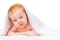 Infancy Royalty Free Stock Photo