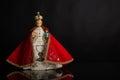 Infant Jesus of Prague Royalty Free Stock Photo
