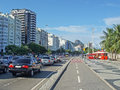 Infante Dom Henrique Avenue Royalty Free Stock Photo