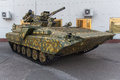 Infantry fighting vehicle of ukrainian origin army and industry Stock Photos