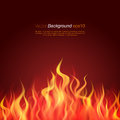 Inferno Background fire flame . Burning temp Royalty Free Stock Photo