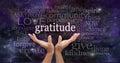 Stock Images Infinite Gratitude