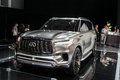 Infiniti QX 80 shown at the New York International Auto Show 201