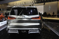 Infiniti QX 80 shown at the New York International Auto Show 2017