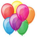 Inflatable balloon Royalty Free Stock Images