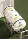 Inflatable Liferaft Stock Image