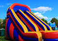 Inflatable Slide Royalty Free Stock Photo