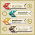 Infographic concept vector scheme infographics for your presentation Stock Photos