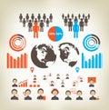 Infographic Design Elements Ve...