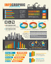 Infographic design elements for your business Royalty Free Stock Image