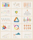 Infographic elements eps vector format Stock Photography