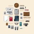 Infographic Fashion Design Fla...