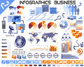 Infographics business icons eps all objects grouped separately and easy to edit source map reference http www nasa gov images Royalty Free Stock Photo