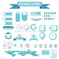 Infographics vector this is file of eps format Stock Images