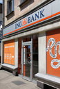ING Bank Royalty Free Stock Image
