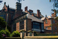 Ingestre Hall Royalty Free Stock Photo