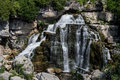 Inglis falls Royalty Free Stock Photo