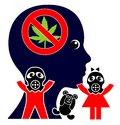 Stop Smoking Pot In Front Of Kids
