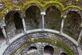 The Initiation well of Quinta da Regaleira Royalty Free Stock Photography