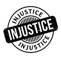 Injustice rubber stamp