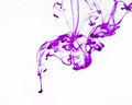 Ink violet Royalty Free Stock Images