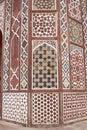 Inlaid Stonework Royalty Free Stock Images