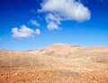 Inland Fuerteventura, Canary Islands Royalty Free Stock Photo