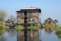 Inle Lake, Myanmar, Asia Royalty Free Stock Photo