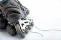 Inline Skate Rollerblade Royalty Free Stock Photo