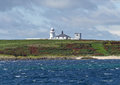 Inner Farne, Northumberland, England Royalty Free Stock Photo