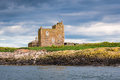 Inner Farne St Cuthbert`s Chapel Royalty Free Stock Photo