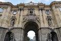 Inner Lions courtyard gate