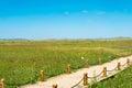 INNER MONGOLIA, CHINA - Aug 10 2015: Site of Xanadu (World Herit